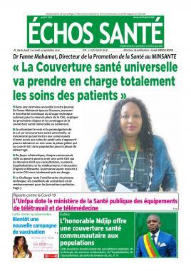 Echos Santé - 08/09/2020