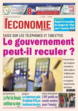 Le Quotidien de l'Economie - 19/10/2020