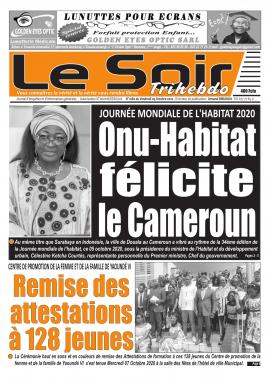 Le Soir - 09/10/2020