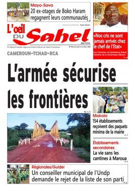 L'oeil du Sahel - 12/10/2020