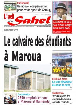 L'oeil du Sahel - 14/10/2020