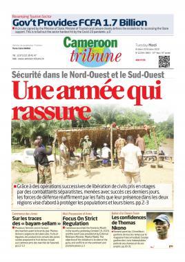 Cameroon Tribune - 20/10/2020