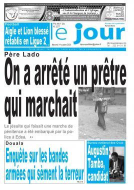 Le Jour - 14/10/2020