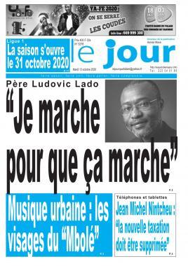 Le Jour - 13/10/2020