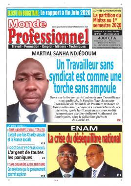 Monde Professionnel - 21/10/2020