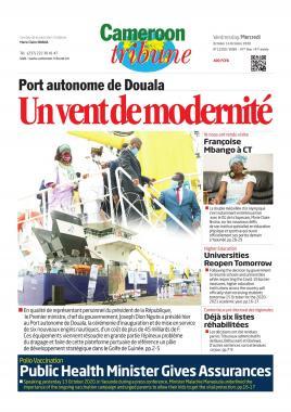 Cameroon Tribune - 14/10/2020