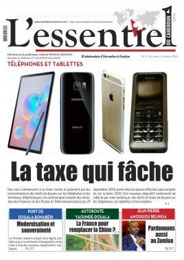 L'essentiel du Cameroun - 13/10/2020