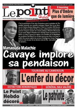 Le Point - 20/10/2020