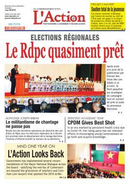 L'Action - 07/10/2020
