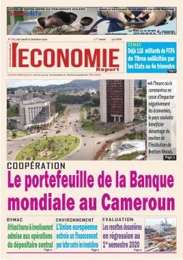 Le Quotidien de l'Economie - 12/10/2020