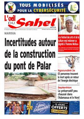 L'oeil du Sahel - 23/11/2020