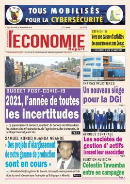 Le Quotidien de l'Economie - 30/11/2020