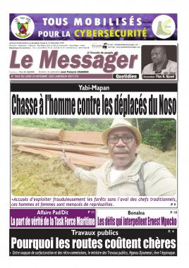Le Messager - 30/11/2020