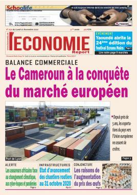 Le Quotidien de l'Economie - 02/11/2020