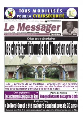 Le Messager - 25/11/2020