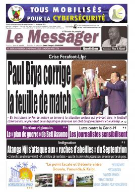 Le Messager - 20/11/2020