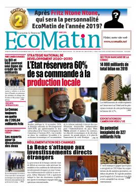 Ecomatin - 18/11/2020