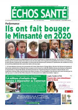 Echos Santé - 30/11/2020