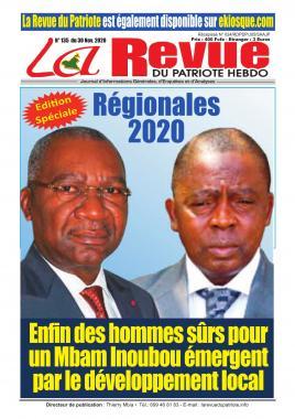 La Revue du Patriote - 30/11/2020
