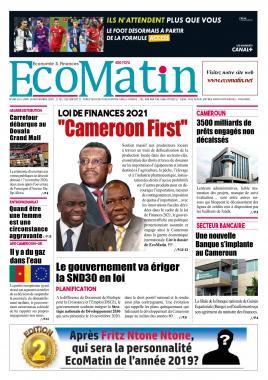 Ecomatin - 16/11/2020