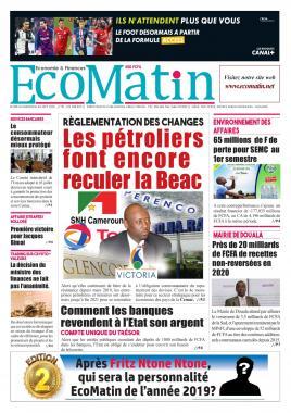 Ecomatin - 10/11/2020