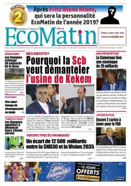 Ecomatin - 23/11/2020