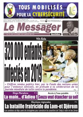 Le Messager - 26/11/2020