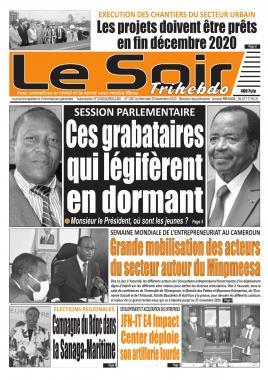 Le Soir - 25/11/2020