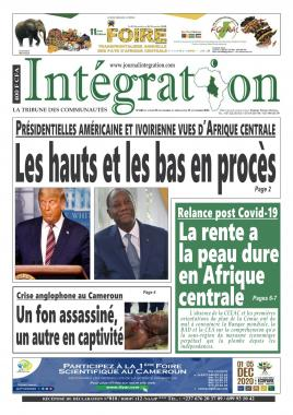 Intégration - 09/11/2020