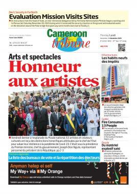 Cameroon Tribune - 30/11/2020