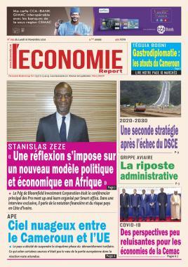 Le Quotidien de l'Economie - 16/11/2020