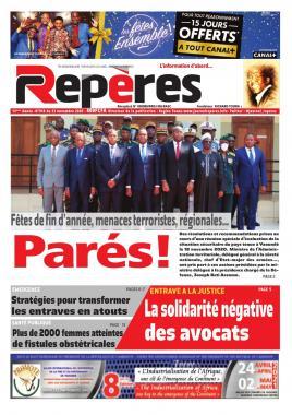 Repères - 23/11/2020