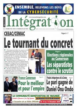 Intégration - 30/11/2020