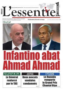 L'essentiel du Cameroun - 24/11/2020