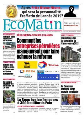 Ecomatin - 11/11/2020