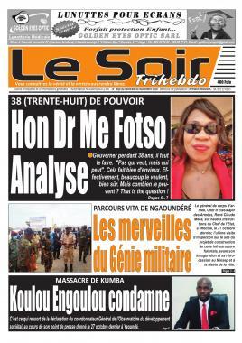 Le Soir - 06/11/2020