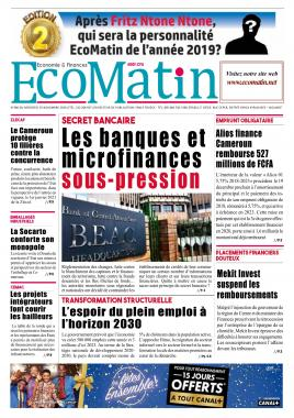 Ecomatin - 25/11/2020