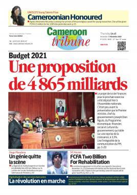 Cameroon Tribune - 26/11/2020