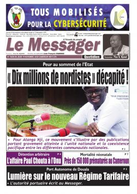 Le Messager - 19/11/2020