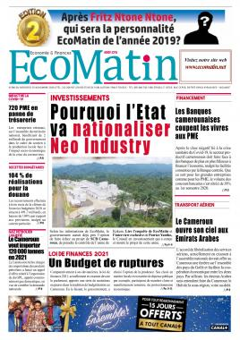 Ecomatin - 30/11/2020