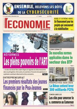 Le Quotidien de l'Economie - 07/12/2020