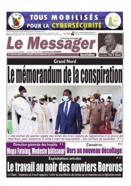 Le Messager - 01/12/2020