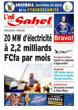 L'oeil du Sahel - 04/12/2020