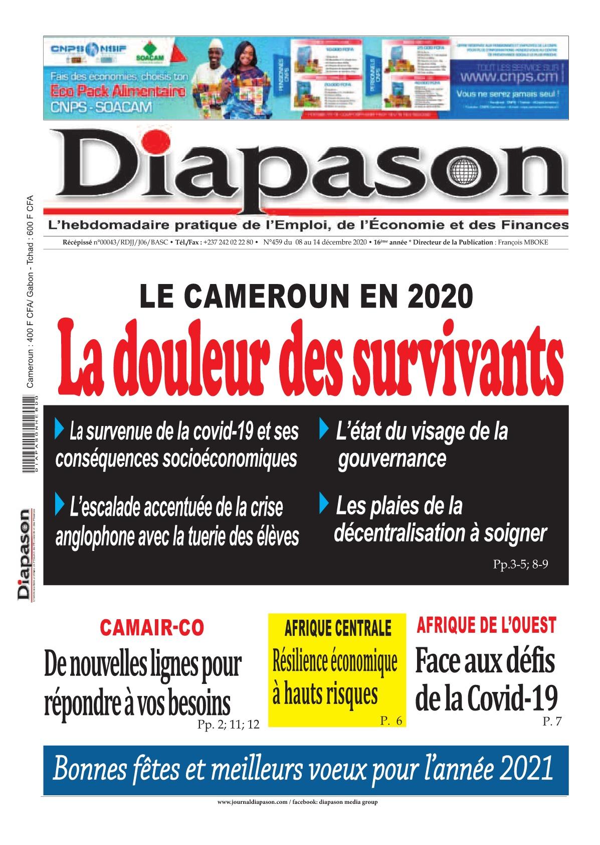 Diapason - 09/12/2020
