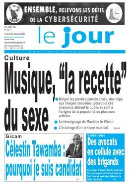 Le Jour - 04/12/2020