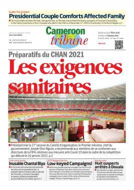 Cameroon Tribune - 02/12/2020