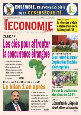 Le Quotidien de l'Economie - 14/12/2020