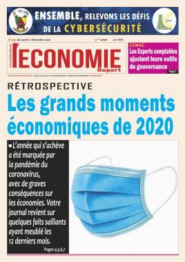 Le Quotidien de l'Economie - 21/12/2020