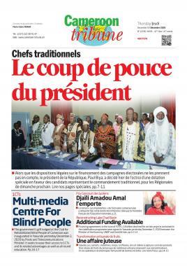 Cameroon Tribune - 03/12/2020