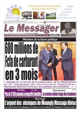Le Messager - 02/12/2020